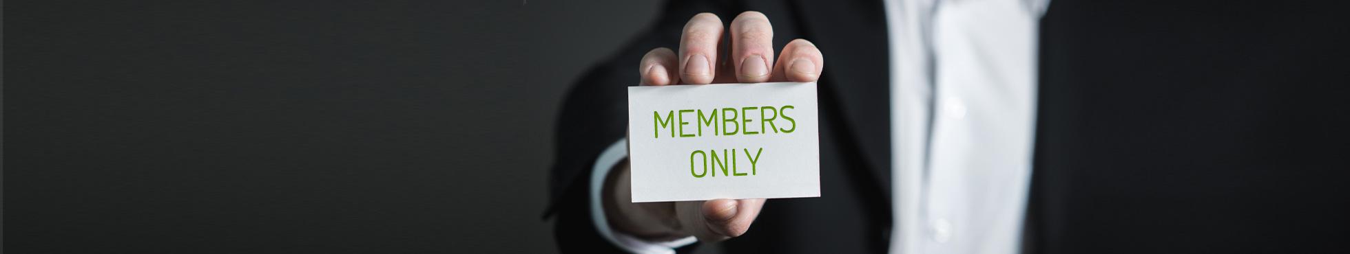 Member Zone
