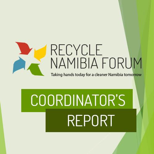 Coordinator's Report 2018