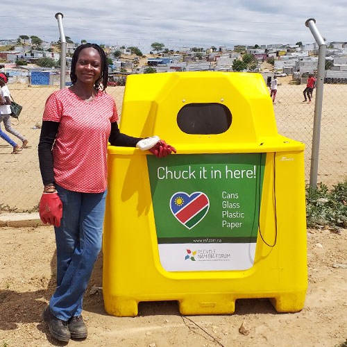 Community Recycling Project